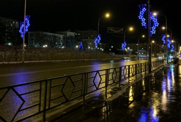 Улица Осипенко в Самаре