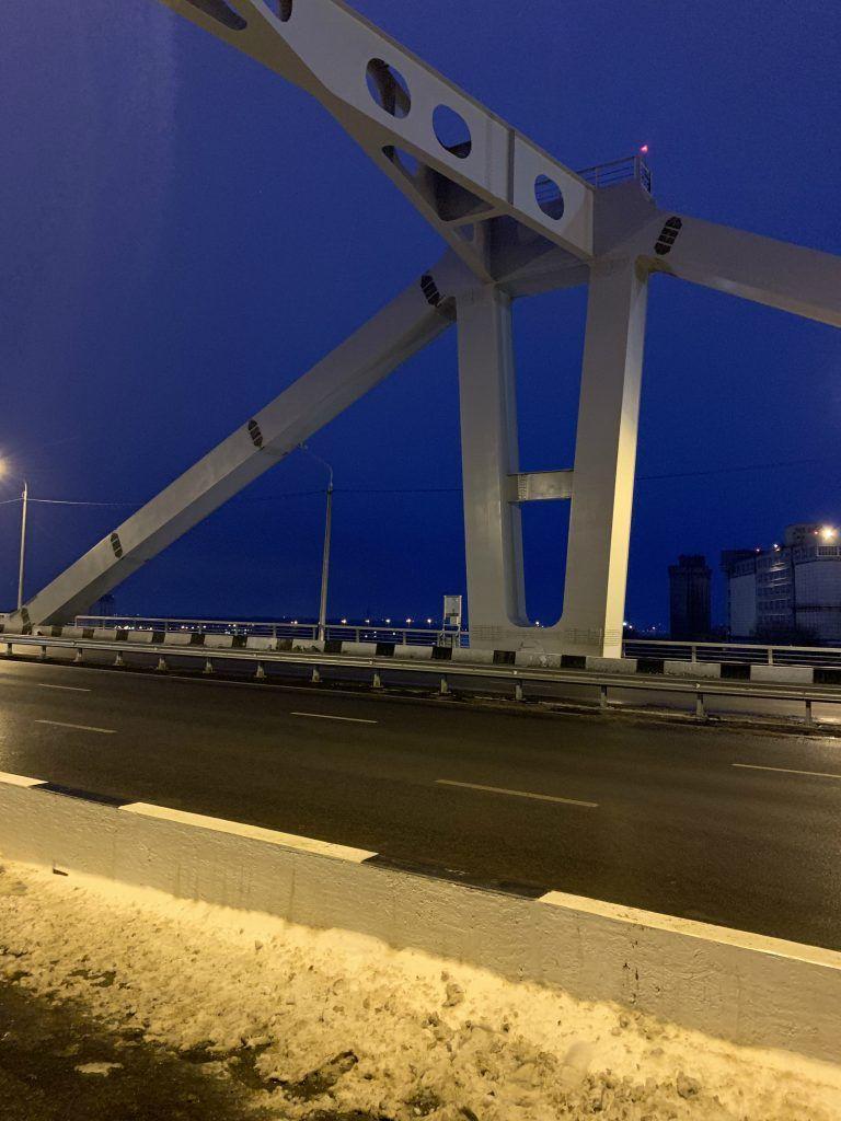 Фрунзенский мост в Самаре