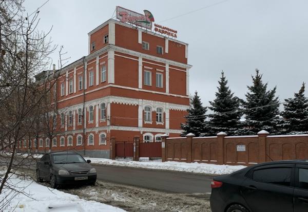 Макаронная фабрика Верола