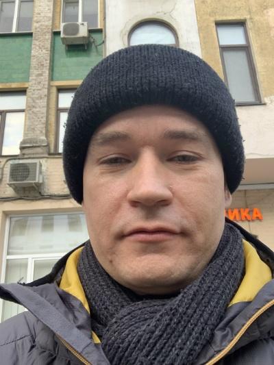 Андрей Хвостов, февраль 2020