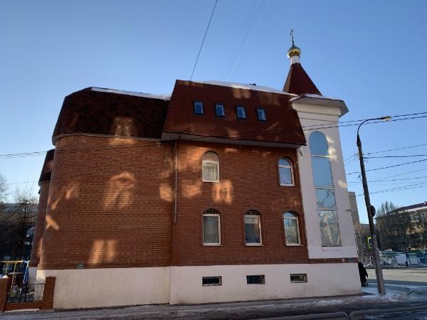 Храм Матроны московской в Самаре