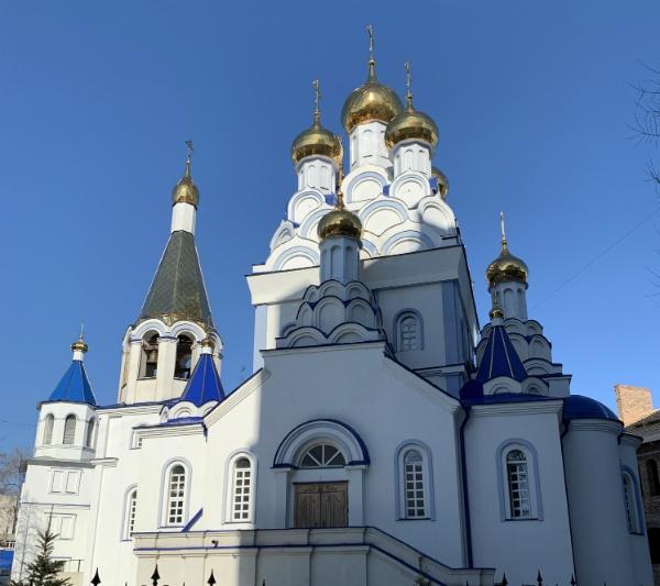 Храм на проспекте Металлургов, Самара
