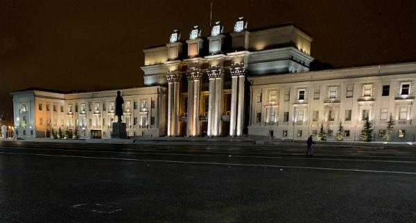 Театр оперы и балета, Самара