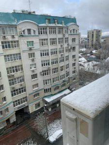 Снег 24 апреля