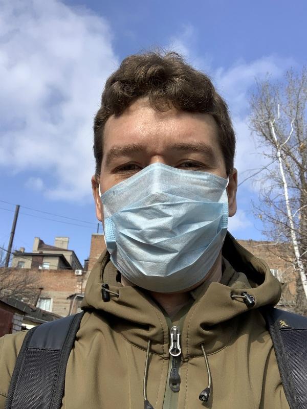 Андрей Хвостов, 1 апреля 2020