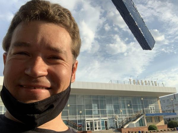 Андрей Хвостов в Тольятти