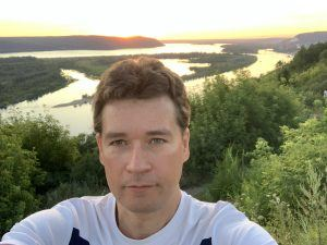 Андрей Хвостов, вертолётка, Самара