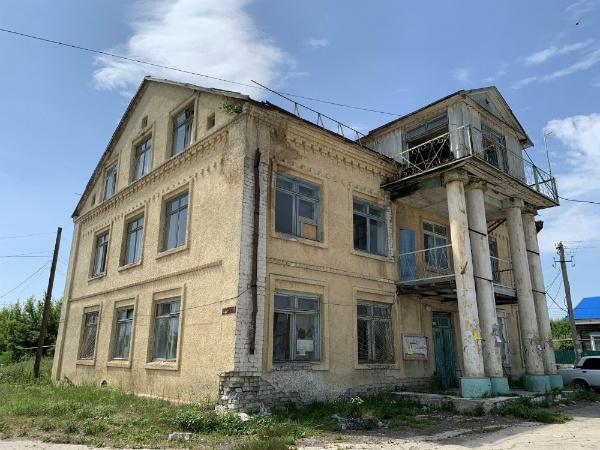 дом культуры в Усолье