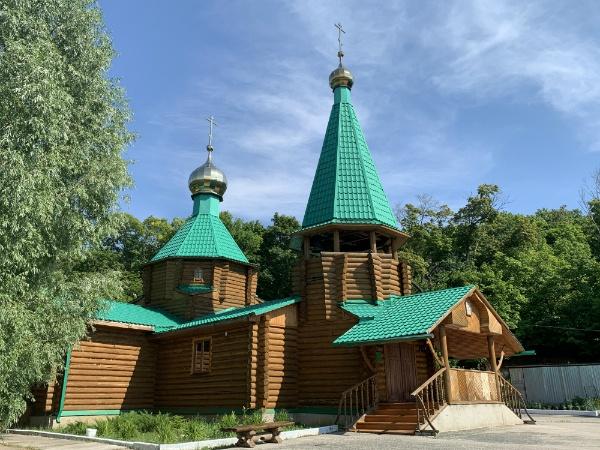 храм в Усолье-3
