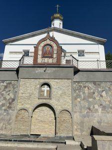 храм у родника Царёва кургана