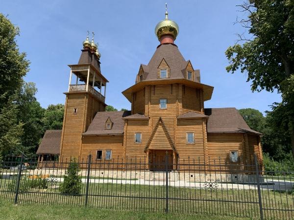храм в Усолье-2
