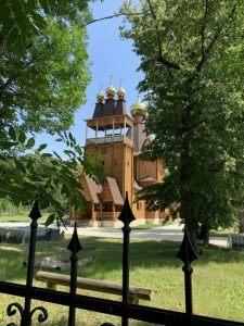 храм в Усолье