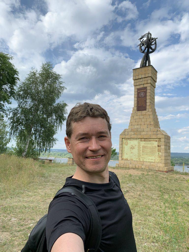 Хвостов Андрей, памятник Волжской Булгарии