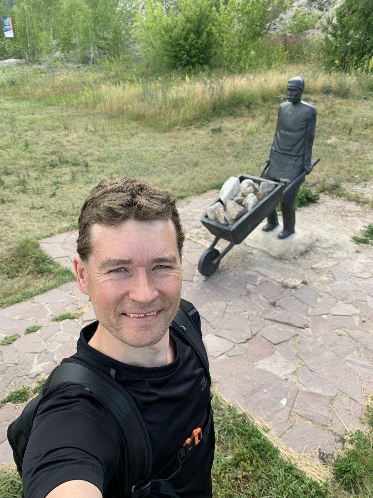 памятник на Поповой горе