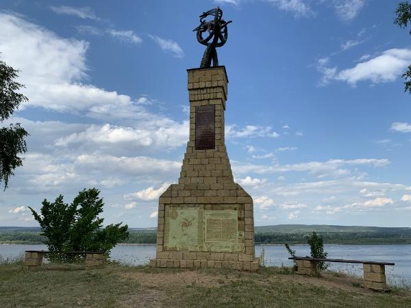 памятник Волжской Булгарии