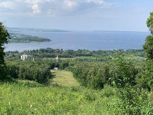 Жигулёвское море с горы Светёлка