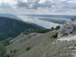 гора Стрельная, Самарская Лука, Зольное