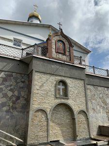 Храм у Царёва кургана