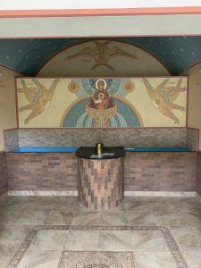 Купель, Мужской монастырь в Винновке, Самарская Лука