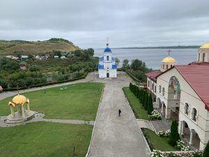 Мужской монастырь в Винновке, Самарская Лука