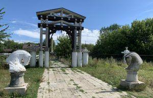 Самарская Лука, около села Рождествено