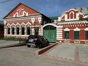 Сызрань, старая архитектура