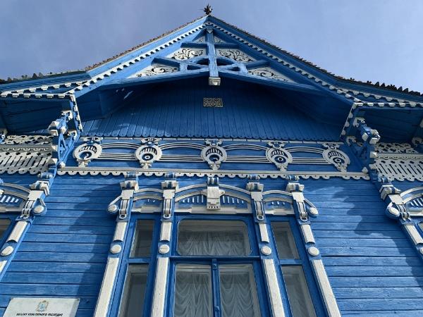Сызрань, старая архитектура, особняк купца Чернухина