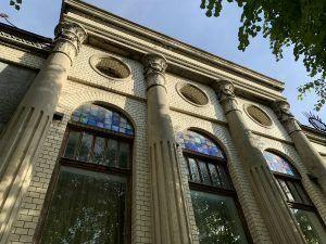 Сызрань, старая архитектура улицы Советская