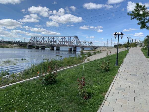Сызрань, река Сызран