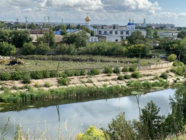 Сызрань,монастырь, Сызранская Лука