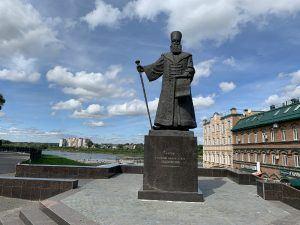 Сызрань, старая архитектура, у кремля, Козловский воевода