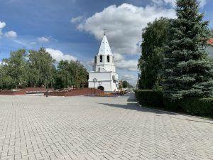 Сызрань, старая архитектура, кремль