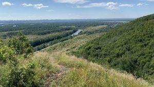 Жигулёвские горы, Волга