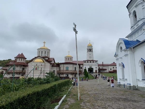 Винновка, монастырь-2020