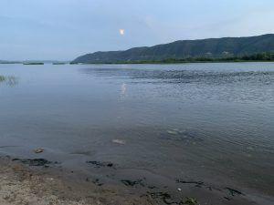 Волга у Жигулёвских ворот