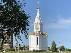 Тольяттинская часовня архангела Михаила