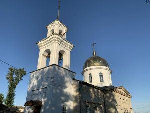 Храм в Рождествено Самарской области