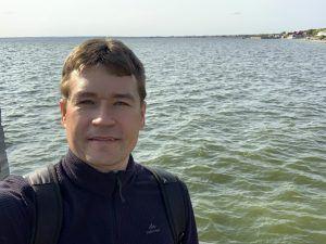 Андрей Хвостов, Жигулёвское море, Тольятти