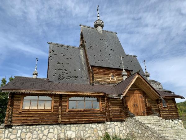 Заволжский мужской монастырь-21