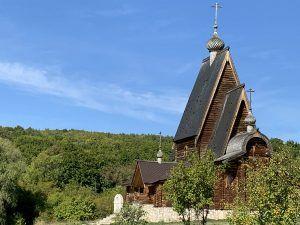 Заволжский мужской монастырь-26