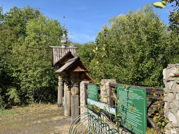 Заволжский мужской монастырь-4