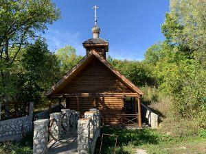 Заволжский мужской монастырь-7