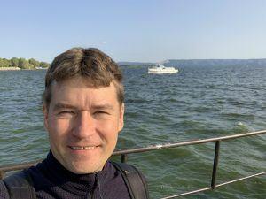 Жигулёвское море в Тольятти-2