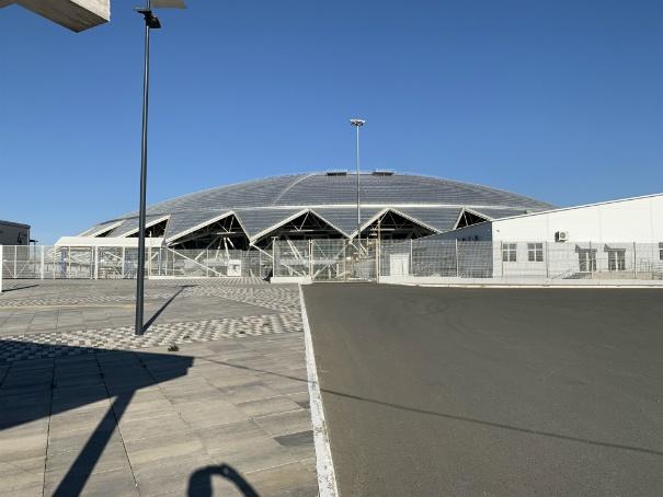 Самара-Арена, октябрь-2020