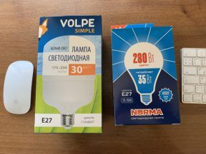лампы для софтбокса
