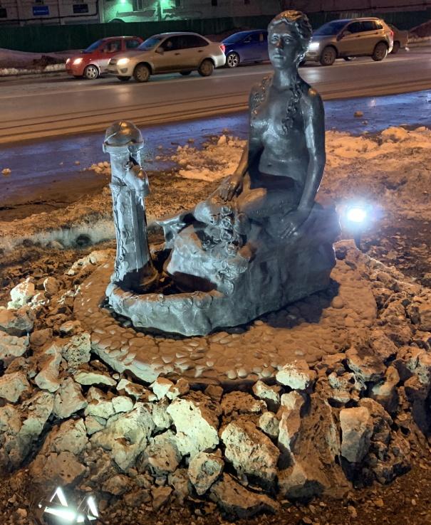 самарская скульптура