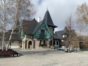 Замок Гарибальди в Самарской области-8