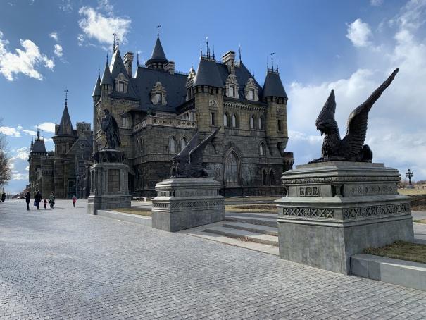 Замок Гарибальди в Самарской области-11