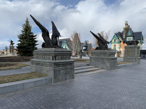 Замок Гарибальди в Самарской области-13