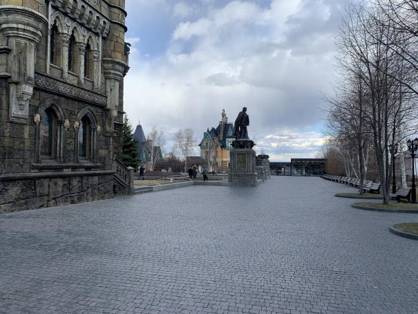 Замок Гарибальди в Самарской области-17
